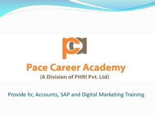 Digital Marketing Training Institute Pune, Mumbai Vijayawada | Pace Career Academy