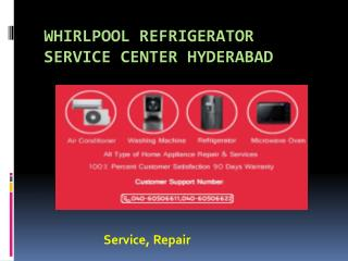 Whirlpool refrigerator service center hyderabad1