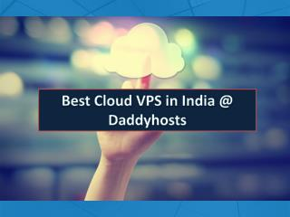 Best Cloud VPS in India | Get Reliable Hosting at Attractive Prices
