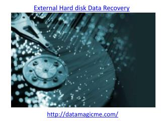 Hire one of the leading External Hard disk Data Recovery