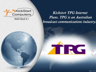 TPG: Deciding on the High-Speed Network