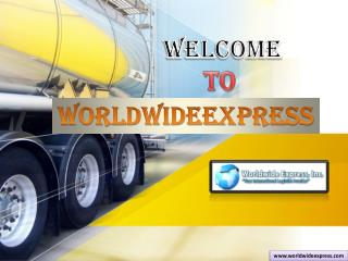 International Logistic Services by Worldwide Express, Inc.