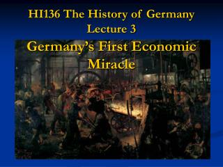 HI136 The History of Germany Lecture 3