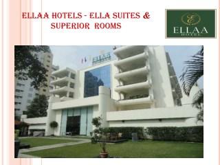 Best Executive Suite Rooms in Hyderabad