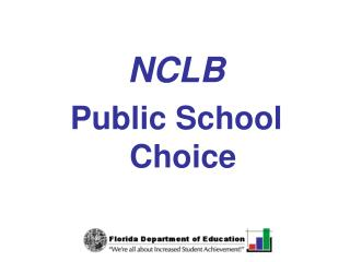 NCLB Public School Choice
