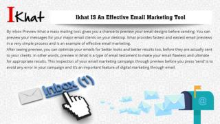 Effective Email Marketing | Spam Free Bulk Email Services