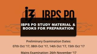 IBPS PO Study Material | Books for Preparation