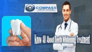 Teeth Whitening in Chicago
