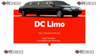 Why you should hire a DC Limo Service - (202) 765-2350