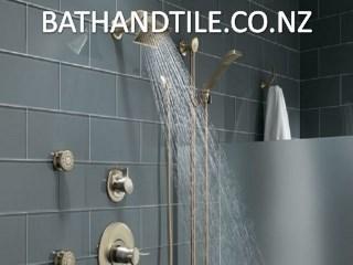 Frameless glass shower Auckland Screens