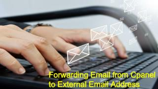 Forwarding  Email from Cpanel to External Email Address