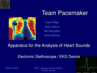 Team Pacemaker