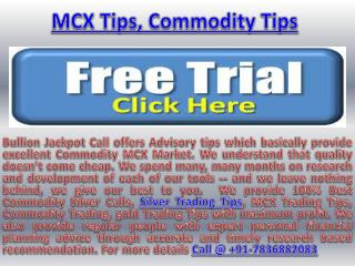 100% Best Commodity Silver Calls - Commodity Trading Tips 100% Accuracy