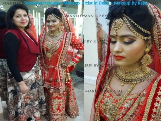 Topmost Freelance Makeup Artist in Delhi