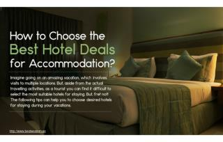 Festive Accommodation Offers during Holiday Seasons