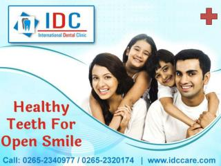 Dental Clinic in Baroda| Kid's Dentist | Wisdom Tooth Surgery Center|International Dental Clinic in Vadodara city of Guj