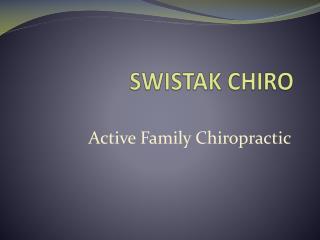 chiropractic treatment rockville