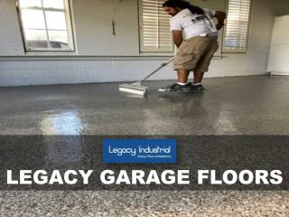 Quality Protection for Your garage Epoxy Garage Floor Installation