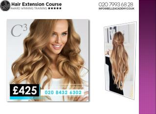 Best Hair Extension Courses Near Me