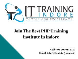 Know Why Should You Participate In PHP Training?