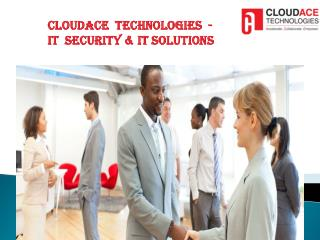 IT Security Solutions |IT Solutions