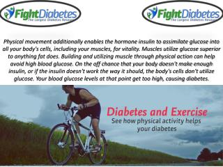 Exercises are Help to Fighting Against Diabetes