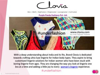 Clovia - Panty Must Haves