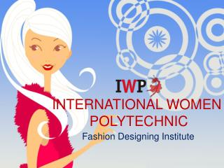 Fashion Designing Institute in Ghaziabad