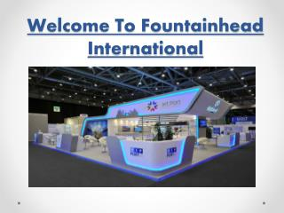 Exhibition Stand Building Dubai Provides delight Branding Solutions