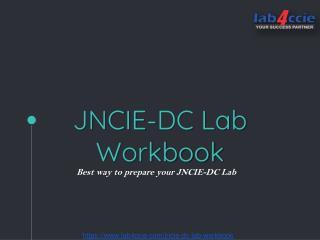 JNICE Data Center Lab Dumps