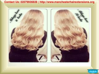Hair Extension Courses Certification, UK