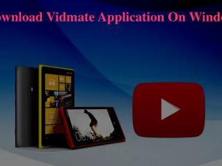How To Download Vidmate Application On Windows Phone