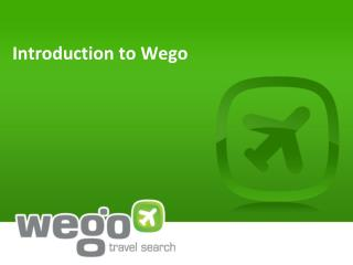 Wego Travel Media Kit 2011