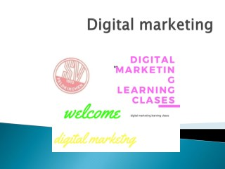 digital marketing cource