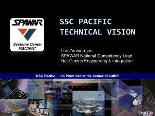SSC Pacific Technical Vision