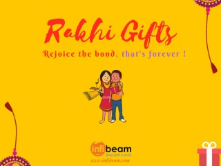 Buy rakhi and rakhi gifts online on rakhshabandhan in India