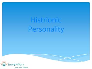 Histrionic Personality