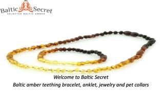 Amber Baltic Necklace
