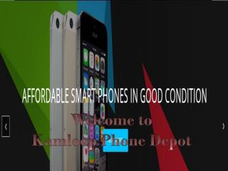 Mobile Phone Repair in Kamloops