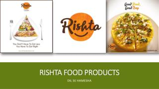 Rishta Healthy Food Products