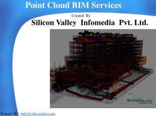 Point Cloud BIM Services - SiliconInfo
