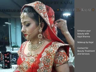 Makeup by Kajal – Contact for Beauty Treatment and Services