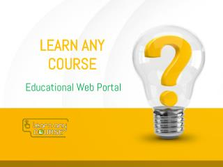 Best Educational Web Portal in India
