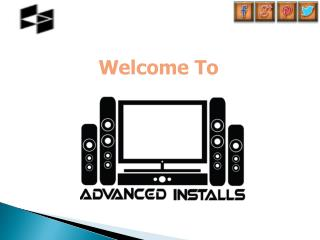 Ppt Flat Screen Tv Wall Mount Installation Service Point Presentation Id 7641451