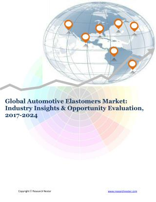 Global Automotive Elastomers Market (2017-2024)- Research Nester