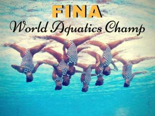 2017 World Aquatics Championships