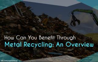 How Does Scrap Metal Affect The Environment?