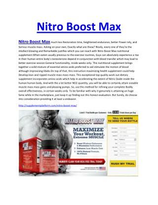 http://www.visit4supplements.com/nitro-boost-max/