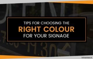 Businesses Which Will Benefit from Choosing White for Signage