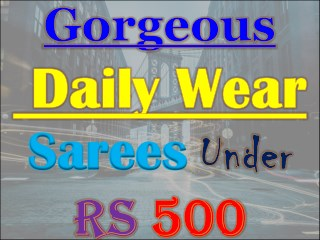 Buy Indian Sarees At Low Price Online